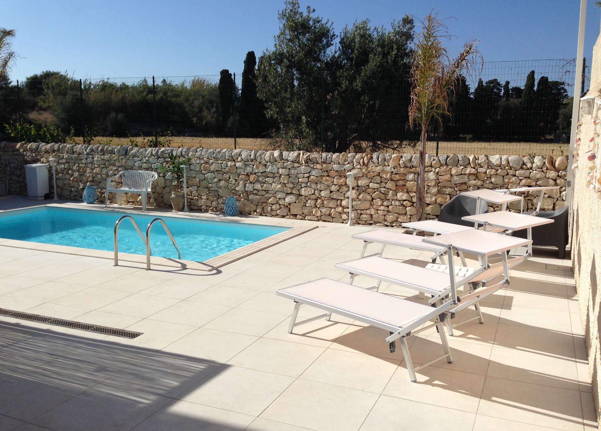 case vacanze con piscina